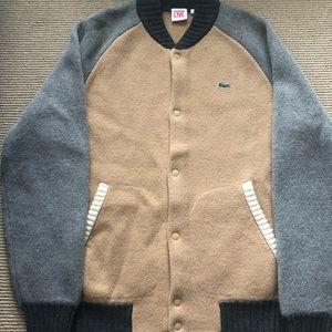 Lacoste Men's Wool Sweater